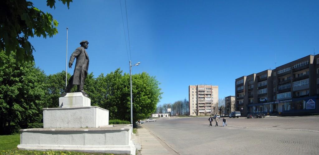 Ленин на Старом рынке