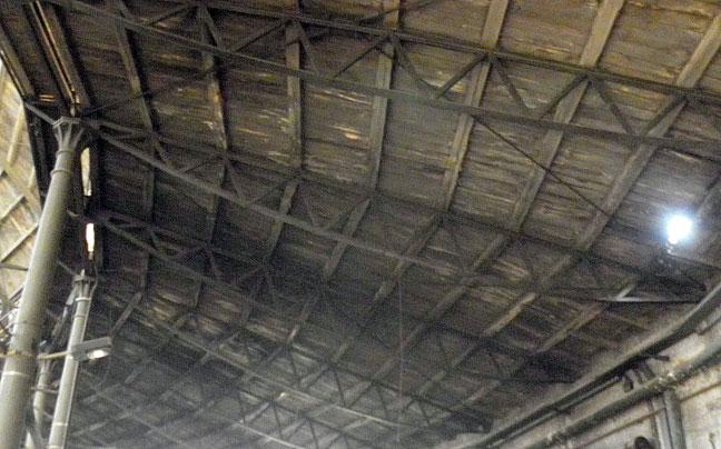 Stahl so schwer so leicht so sch n insterjahr for Fachwerkkonstruktion stahl